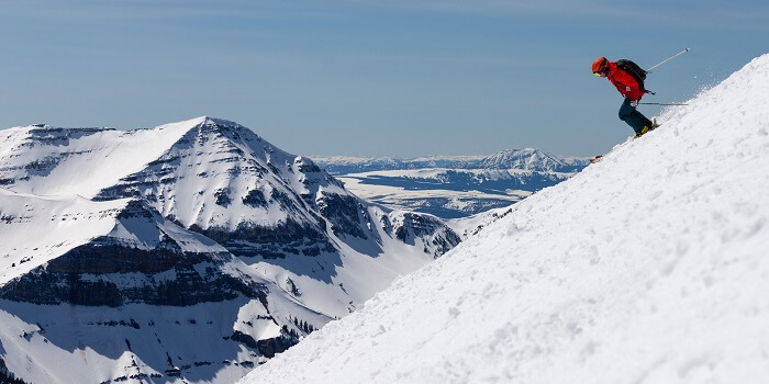ski destinations usa -Big Sky