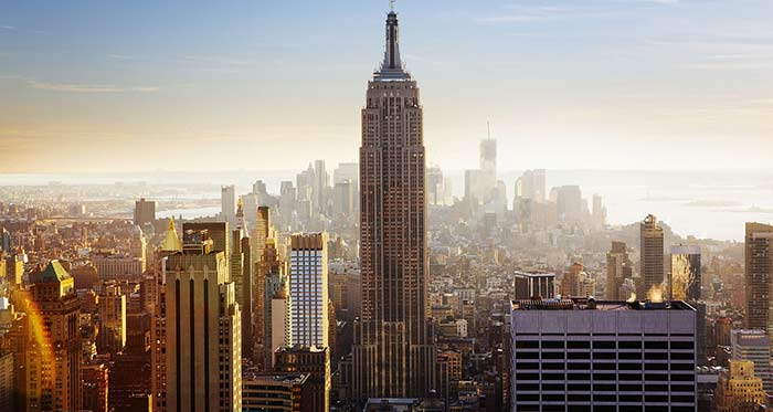 Empire State Building - new york attractions