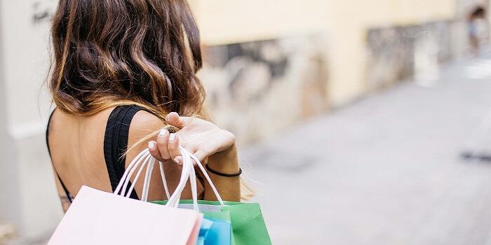 Shopping in atlantic city