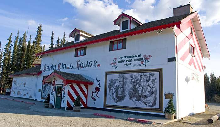Alaska vacation home