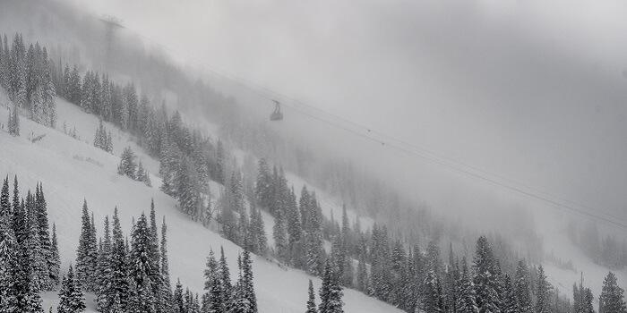 Snowbird - ski destinations usa