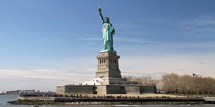 things to do in nyc - statue of liberty