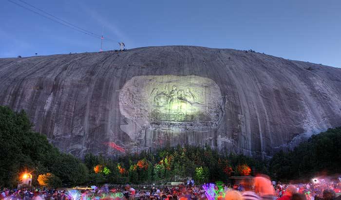 Stone Mountain Park USA