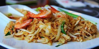 Thai Cuisine in usa