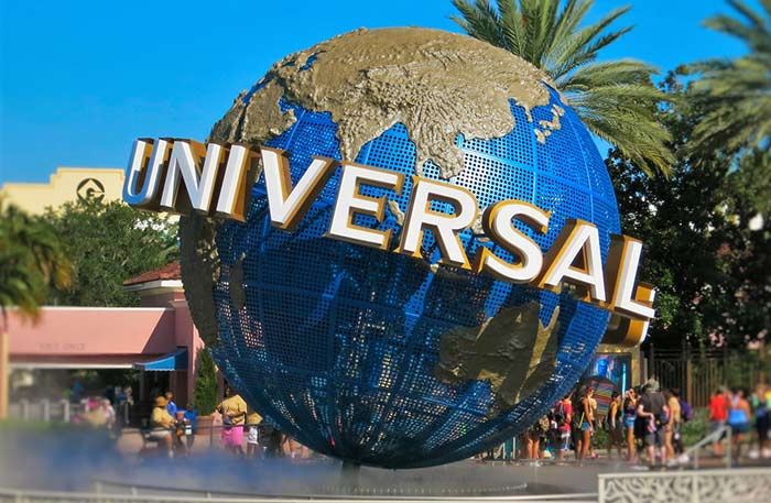 Universal Studios in USA - places to visit in florida
