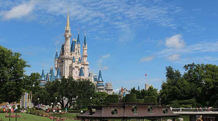 Walt Disney World florida places to visit in florida