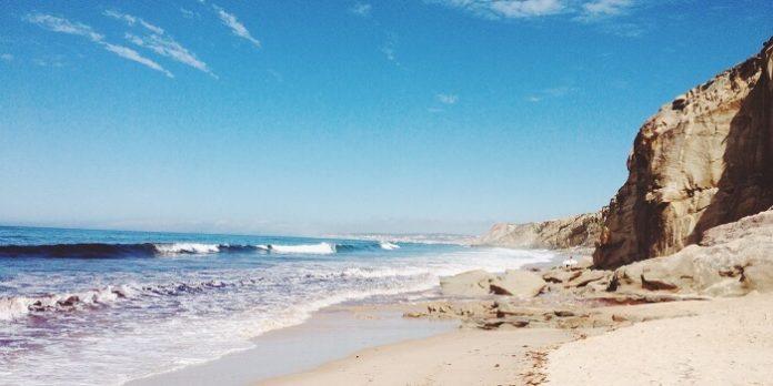 Kehoe Beach California allow alcohol