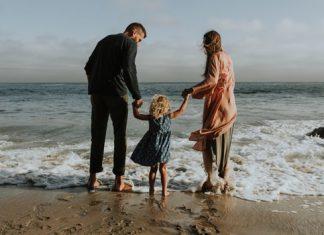 Family Beach Vacation USA