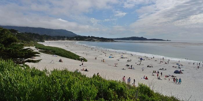 Carmel Beach california