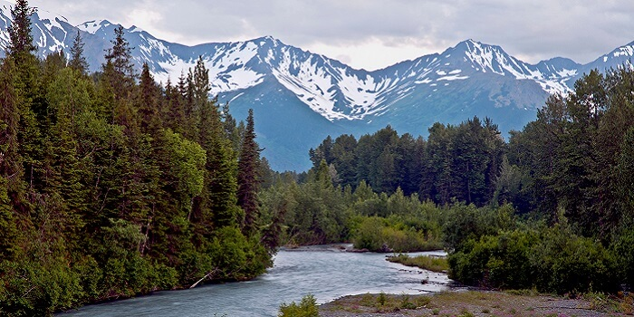 Girdwood Kodiak-Island alaska vacation spots