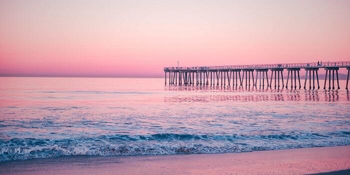 Hermosa Beach california