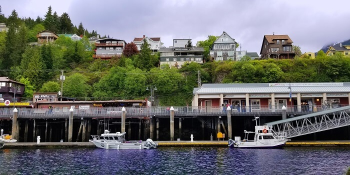 Ketchikan best places to visit in alaska