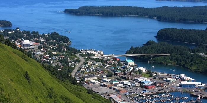 Kodiak-Island alaska vacation spots