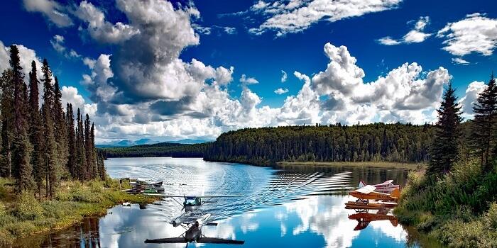 Talkeetna - alaska vacation spots