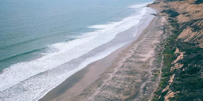 Torrey Pines State Beach california
