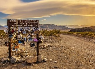Death Valley Junction, California