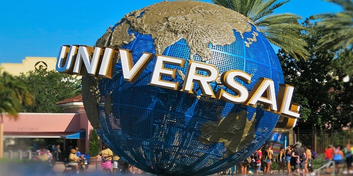Universal Studios, Florida- History of halloween