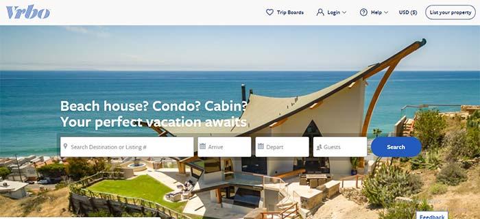 vrbo - sites like airbnb