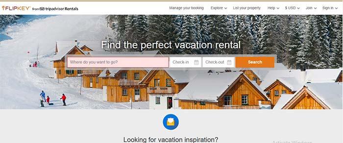 airbnb alternative- flipkey