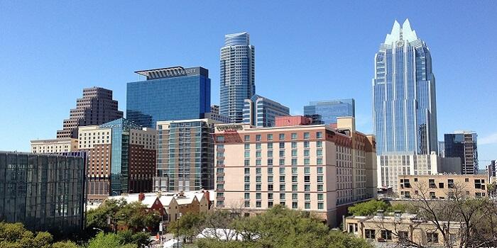 thanksgiving getaways USA Austin-Texas