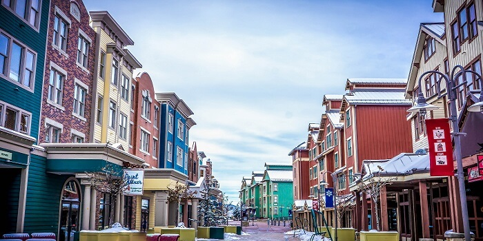 thanksgiving getaways 2018 USA Park-City-Utah