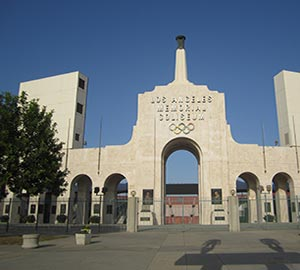 Los Angeles Attraction: LA Memorial Coliseum