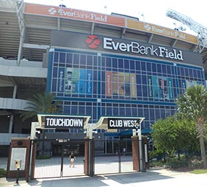 Jacksonville Attraction: EverBank Field
