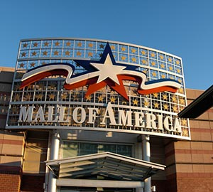 Minneapolis Attraction: Mall of America