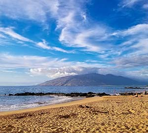 Maui Attraction: Kihei Coast