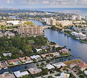 Fort Lauderdale Beach Attraction: Intracoastal Waterway