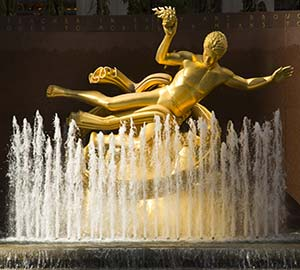 New York City Attraction: Rockefeller Center
