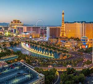 Las Vegas Attraction:  The Strip