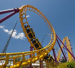 Denver Attraction: Elitch Gardens
