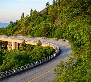 Asheville Attraction: Blue Ridge Parkway