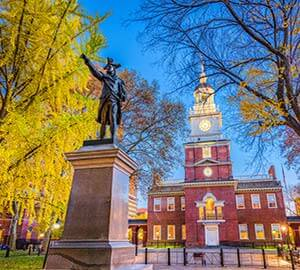 Philadelphia Attraction: Independence Hall