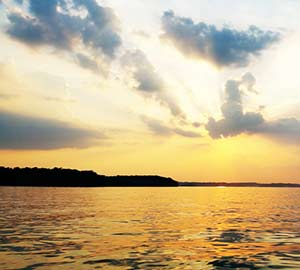 Nashville Attraction: Percy Priest Lake