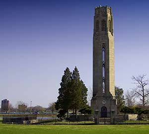 Detroit Attraction: Belle Isle Freedom Tower