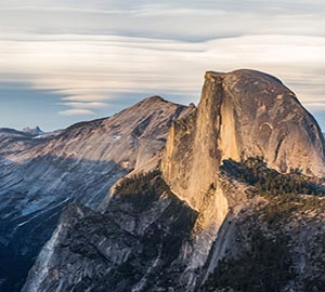 Yosemite National Park Attraction: Half Dome