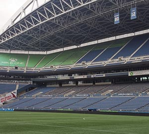 Seattle Attraction: CenturyLink Field