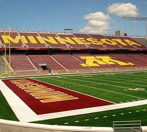 Minneapolis Attraction: TCF Bank Stadium