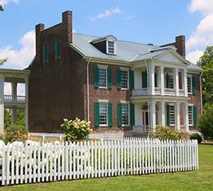 Franklin Attraction: Carnton
