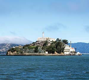 San Francisco Attraction: Alcatraz Island