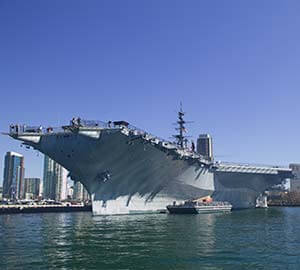 San Diego Attraction: USS Midway Museum