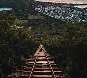 Hanauma Bay Nature Preserve Attraction: Koko Crater Railway Trail