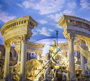 Las Vegas Attraction: Caesar's Palace
