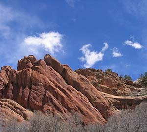 Denver Attraction: Red Rocks Park & Amphitheater