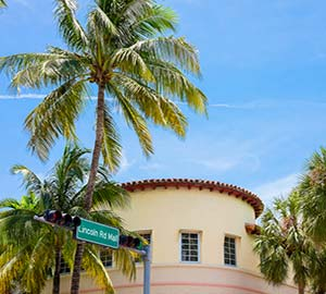 South Beach Attraction: Lincoln Road Mall