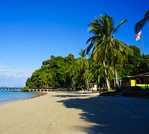 Panama City Beach Attraction: Coiba National Park