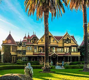 San Jose Attraction: Winchester Mystery House
