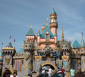 Los Angeles Attraction: Disneyland Resort